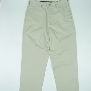 Banana Republic Mens  Khaki Chino Pants Beige 31R